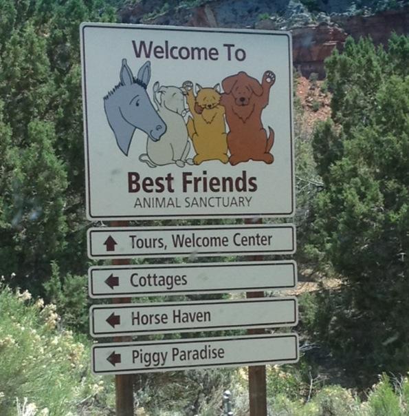 Best Friends Animal Sanctuary Rv Trip 2012